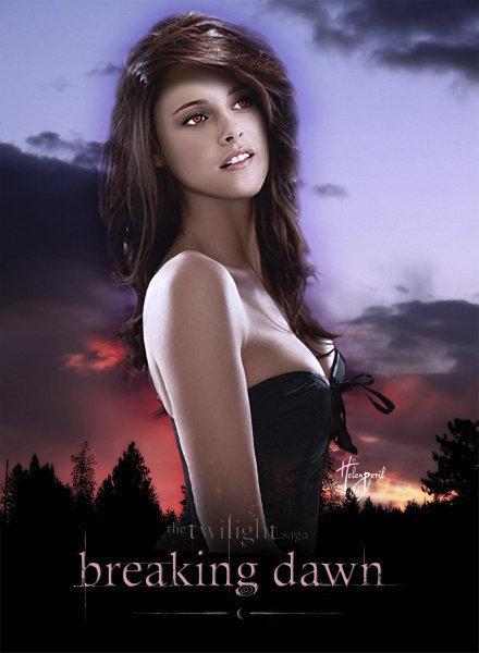Breaking Dawn (Şafak Vakti) Filmi Bella Resimleri Safak-vakti-bella-3